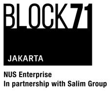 BLOCK71 Jakarta logo