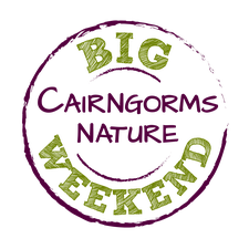 Cairngorms Nature : Big Weekend 2017 - Badenoch & Strathspey logo