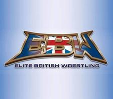 Elite British Wrestling logo