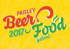 Paisley Beer and Food Festival logo