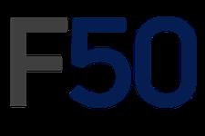 F50.io logo