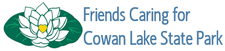 Friends Caring for Cowan Lake State Park logo