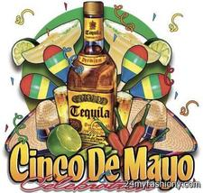 CINCO DE MAYO NYC Celebrations logo