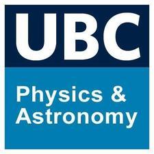 UBC Department of Physics & Astronomy logo