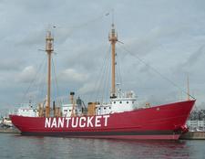 United States Lightship Museum, Nantucket Lightship/LV-112 logo