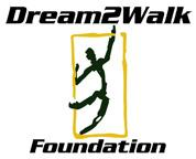 The Dream2Walk Foundation! logo