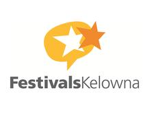 Festivals Kelowna logo