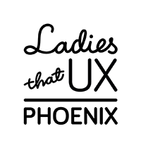 Ladies That UX Phoenix logo