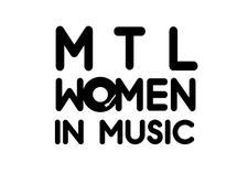 MTL Women in Music logo