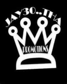 @jay30promoking logo