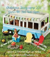 Childrens Fairy Camp