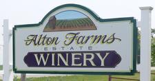 Alton Farms Estate Winery logo