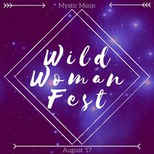 WILD WOMAN FEST '17  logo