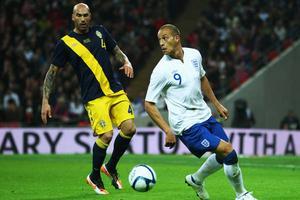 UEFA EURO 2012 - Sweden vs. England - Group D