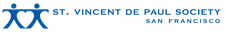St. Vincent de Paul Society of San Francisco logo