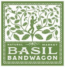 Basil Bandwagon Natural Market logo
