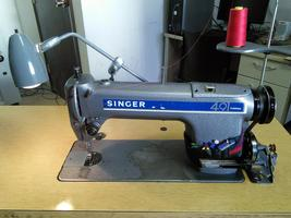 Industrial Sewing Machine 101