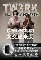 CAKED UP @ ONO Nightclub Thursday 11/7/13