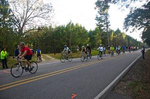 BRBC Fall in the Felicianas Bike Ride & Century