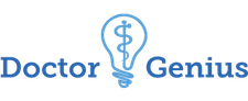 Doctor Genius logo