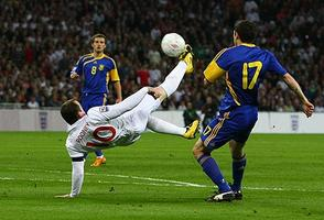 UEFA EURO 2012 - England vs. Ukraine - Group D