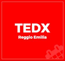 TEDxReggioEmilia  logo