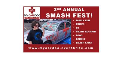 My Car Doc Annual SMASH FEST!