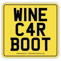 WINE CAR BOOT 2