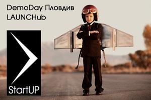 DemoDay Пловдив - LAUNCHub