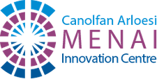 Menai Innovation Centre - CAM (Grwp Llandrillo Menai) logo