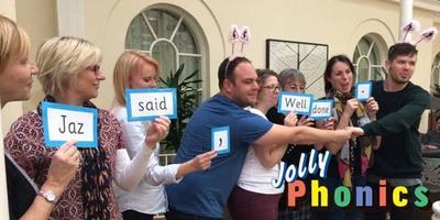 Los Angeles FREE One-Day Jolly Phonics Training Seminar