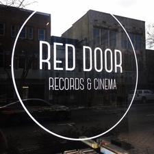 Red Door Records  logo