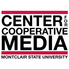 Center for Cooperative Media at Montclair State University logo