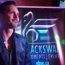 André Proulx (M) & Événements BlackSwan Events (EBSE). logo