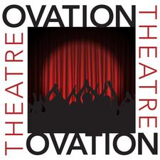 The Ovation Repertory Theatre logo