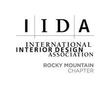 IIDA Rocky Mountain Chapter logo