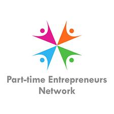 Part-Time Entrepreneurs' Network logo