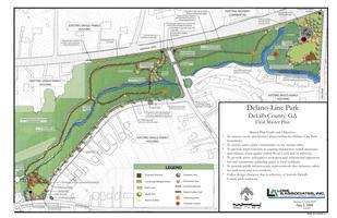 Park Renewal Project @ Delano-Line Park