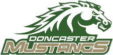 Doncaster Mustangs - American Football logo