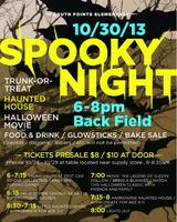 SPE SPOOKY NIGHT