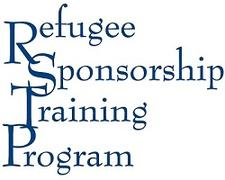 The Refugee Sponsorship Training Program (RSTP)  logo