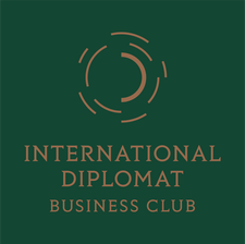 International Diplomat Business Club - Gareth Bullen and Deborah Taylor logo