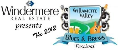 Willamette Valley Blues and Brews Fest- Presented by...