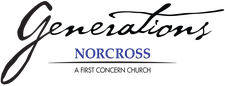 Generations Norcoss logo