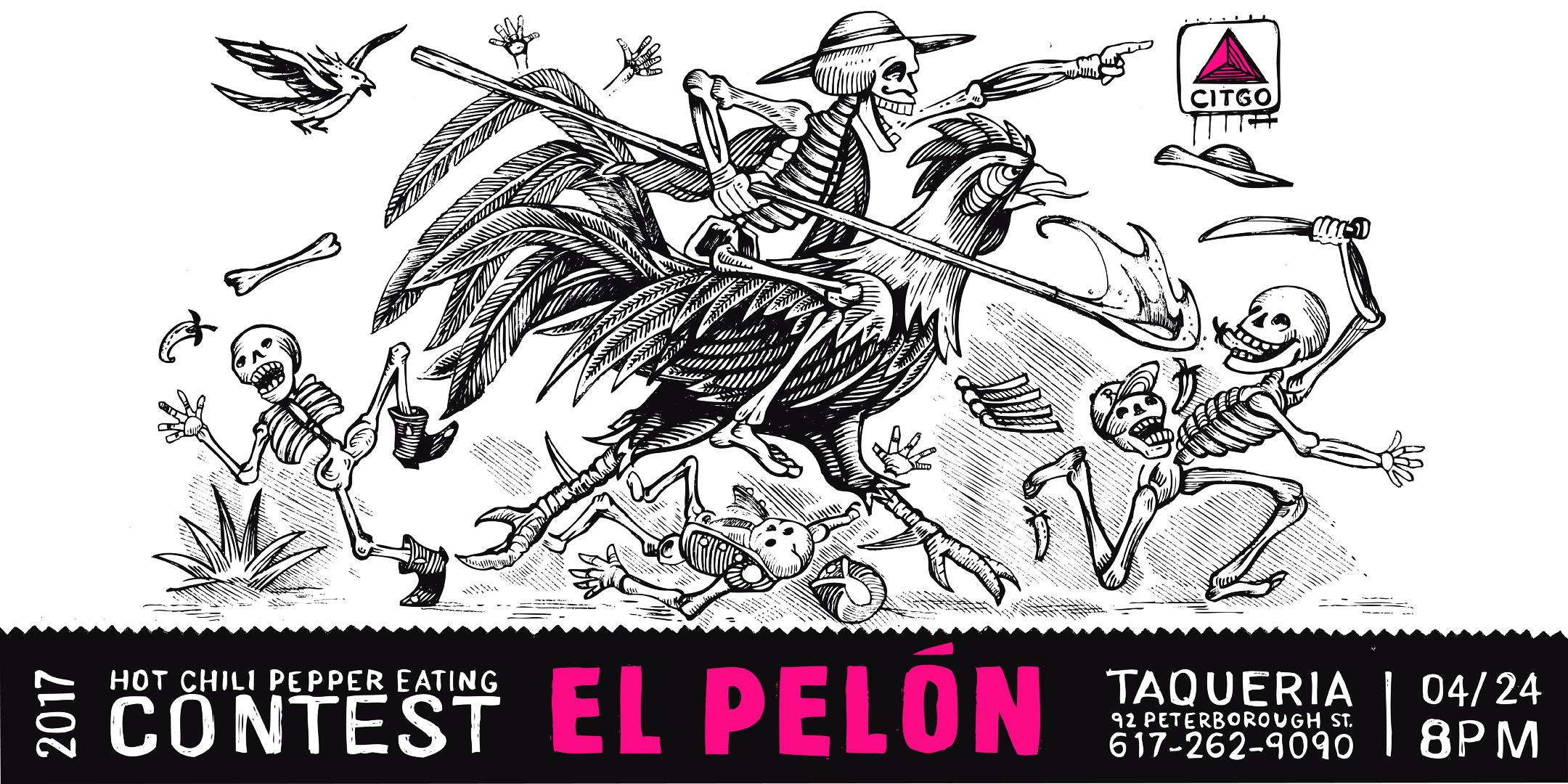 El Pelon Pepper Contest 2017