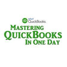 Mastering QuickBooks in 1 Day logo