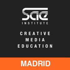 SAE Institute Madrid logo