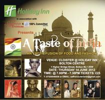 A Taste of India @ Holiday Inn