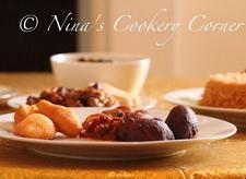 Nina's Cookery Corner logo