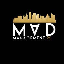 MAD Management 2K logo